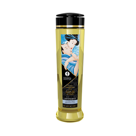 Adorable/Coconut Thrills Massageöl 240 ml