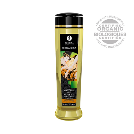 Shunga - Organica Massage Olie Almond Sweetness - 240 ml