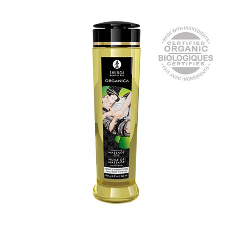 Shunga - Organica Massage Olie Naturelle - 240 ml