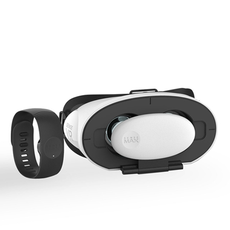 VR Pleasure Experience Set Lite - Zwart