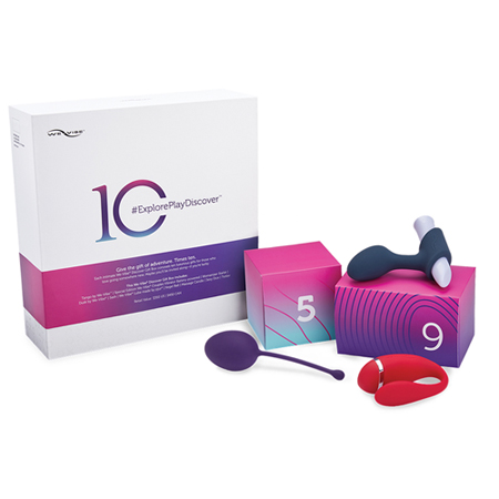 We-Vibe Discovery Gift Box
