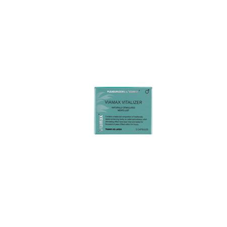 Viamax Vitalizer - 2 Capsules