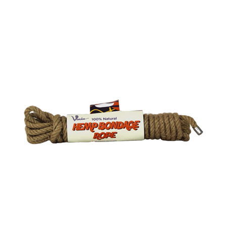 100% Natural Hemp Bondage Touw - 5 Meter