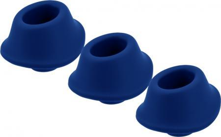 Womanizer Opzetkapjes Voor Premium - Maat M - Blueberry - 3 St.