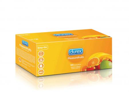Durex Pleasurefruits Kondome 144 Stück