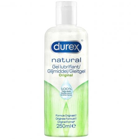 Durex Glijmiddel Natural Waterbasis - 250 ml