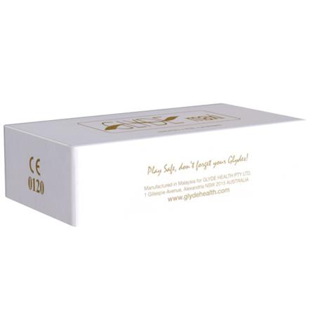 Glyde Ultra Maxi- 100 Condooms