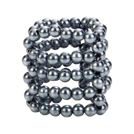 Penisring mit Perlenkette