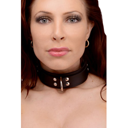 Slim Line Rubber Collar