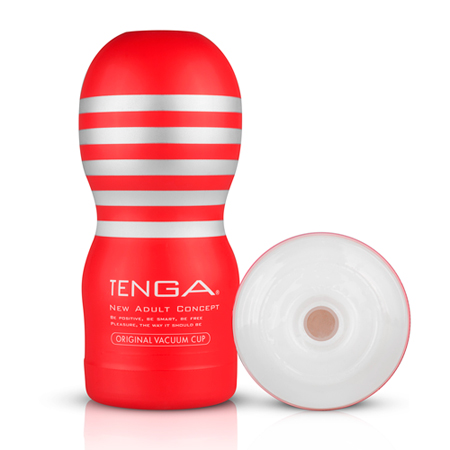 Tenga Standard - Original Vacuum Cup