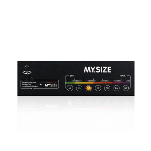 MY.SIZE 53 mm Condooms 36 stuks