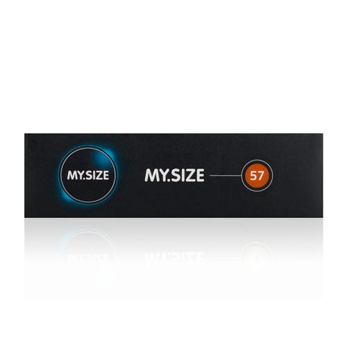 MY.SIZE 57 mm Condooms 36 stuks