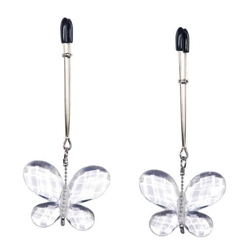 Pinces papillon