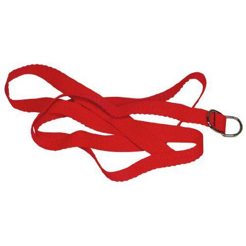Uitgebreide Bondageset - Rood