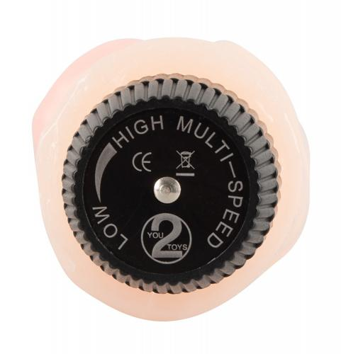 Pink Lover Realistische Vibrator