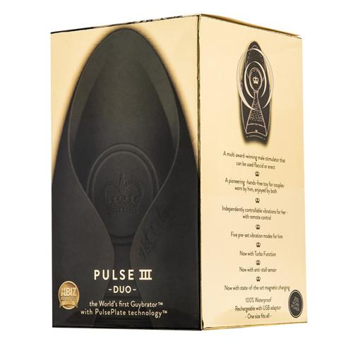 Pulse III Duo Masturbator