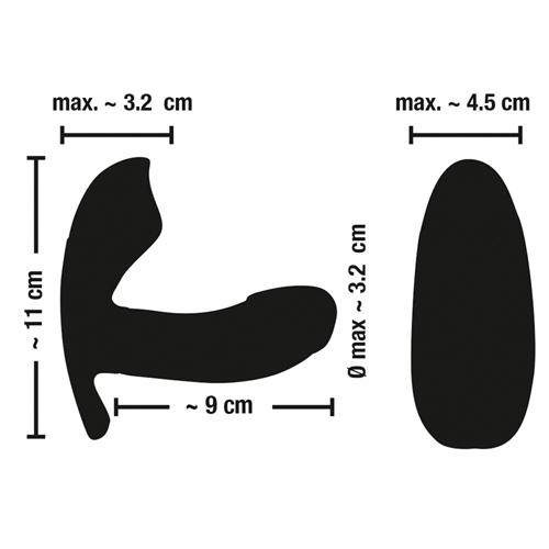G-Spot/Clitoris Vibrator