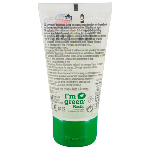 Just Glide Bio Waterbasis Glijmiddel - 50 ml