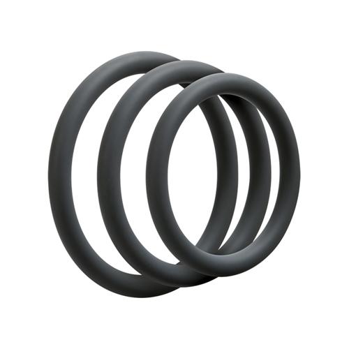 3 C-Ring Set - Thin - Slate image