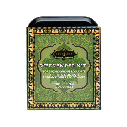 Kamasutra Weekender Kit - Reisset