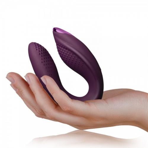 Rocks-Off - Chick Diva G-spot En Clitoris Vibrator Met Afstandsbediening