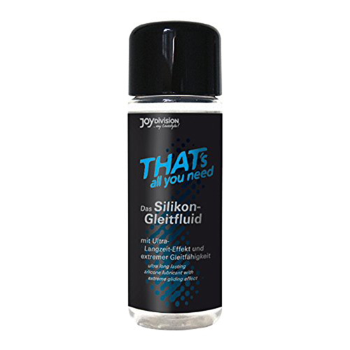 That's All You Need Siliconen Glijmiddel - 100 ml