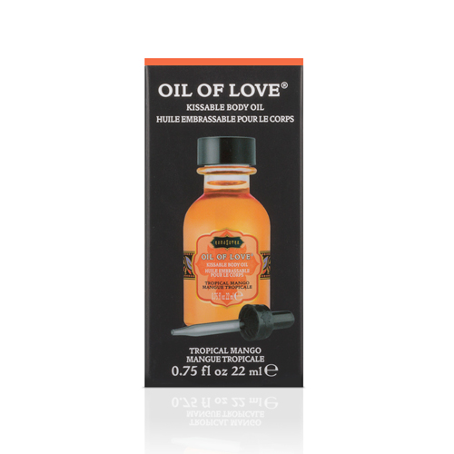 Tropical Mango - Likbare Olie - 22 ml