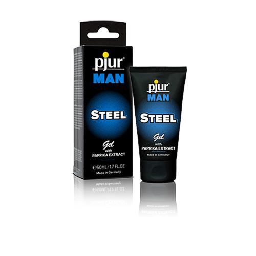 Pjur Man Steel Cream - 50 ml