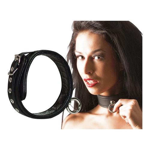 Verstelbare Lederen Halsband