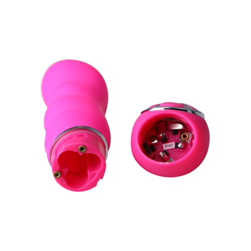 Purrfect Silicone Vibrator Pink image .6