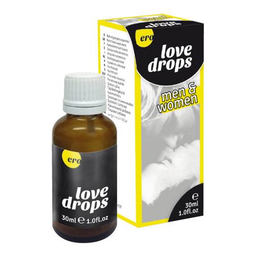 Gouttes d'amour hommes et femmes 30 ml