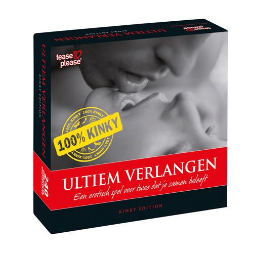 Ultiem Verlangen - Kinky Edition Kaartspel