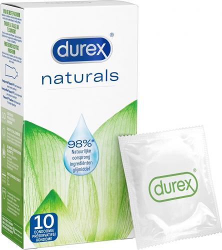 Durex Condooms Natural -10 st