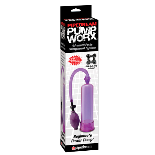 Pump Worx Beginner's Power Pump - Paars