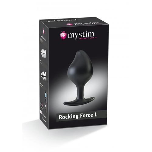 Rocking Force L E-Stim Buttplug