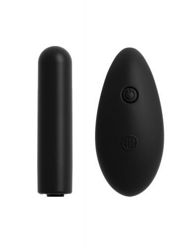 Hookup Panties - Sexy Slip Met Buttplug, Bullet En Afstandsbediening