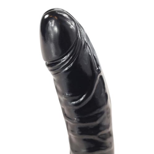 Zwarte Realistische Vibrator