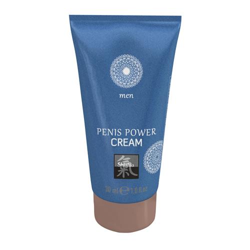 Penis Power Crème - Japanse Mint & Bamboe