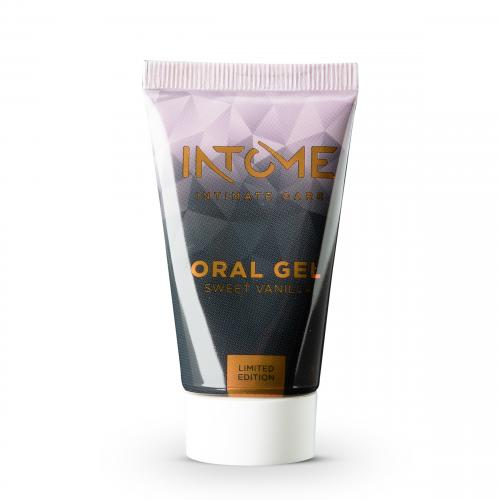 Intome Oral Gel Sweet Vanille