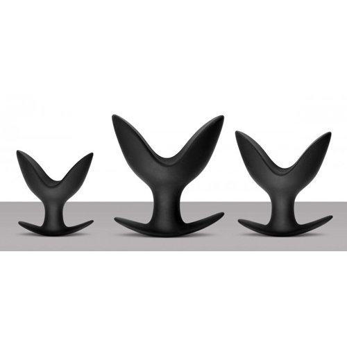 Ass Anchors Ankerplugs Set - 3 Stuks