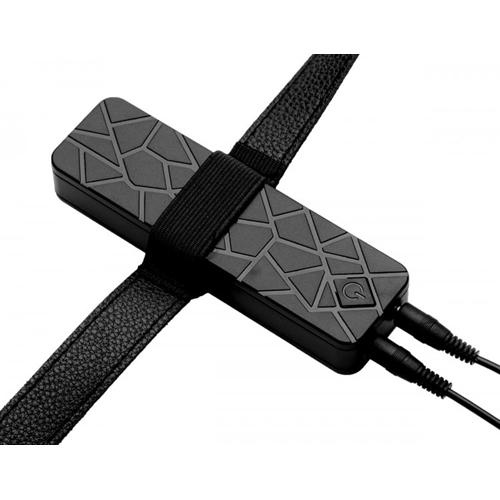 Power Pegger Dubbele Strap-On Vibrator