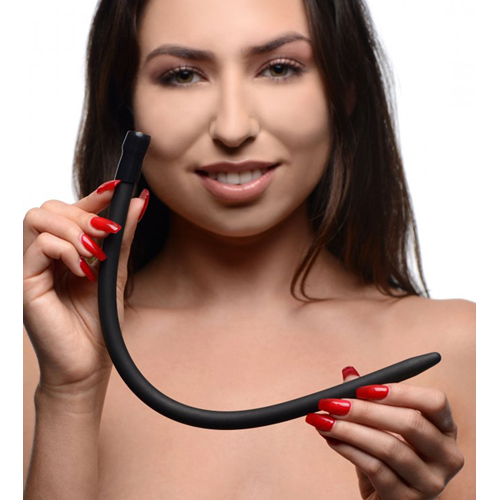 Amped Ass E-Stim Cock & Ball Strap Met Anaaldildo