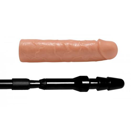 Dick Stick Uitschuifbare Stok Met Dildo