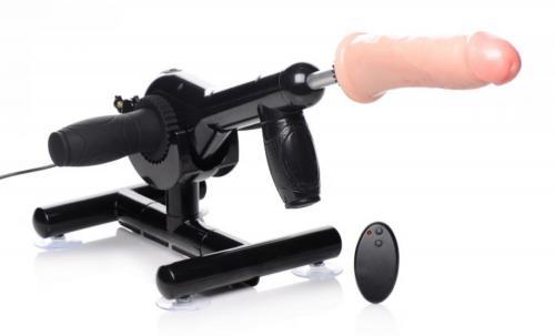 Pro-Bang Seksmachine met Afstandsbediening
