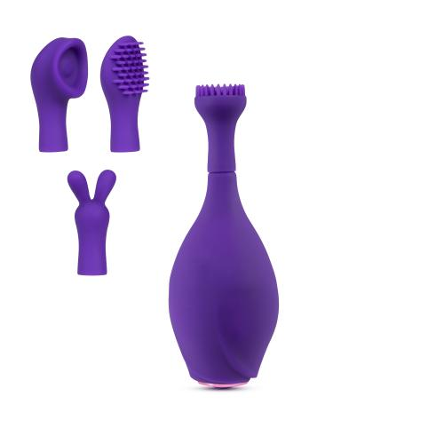 Lush Juna Clitoris Vibrator - Paars