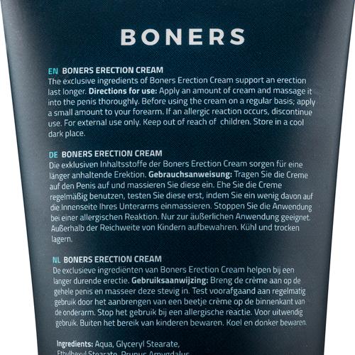 Boners Erectiecrème - 100 ml