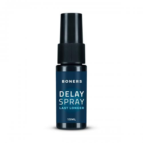 Boners Orgasmevertragende Spray - 15 ml