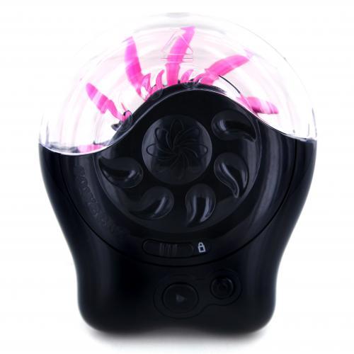 Sqweel - 2 Oral Clitoris Vibrator - Zwart/Roze