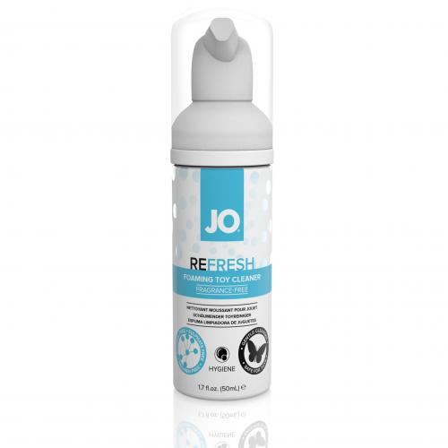 System JO - Refresh Foaming Toy Cleaner - 50 ml