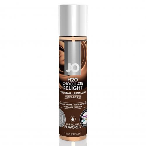 System JO - H2O Glijmiddel Chocolade - 30 ml